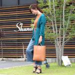 Shuna summer sale 夏のお手本コーディネート