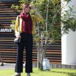 雑誌掲載で今話題のデニムブランド、Healthy(ヘルシー)のフリンジワイドデニムを着てみました♪