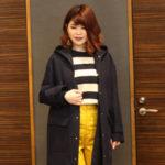 【MACPHEE】3つの着こなしが楽しめちゃう冬から使えるスプリングコート