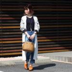 YANUK(ヤヌーク)の2018ss新作デニムが軽くて柔らかくてしかも足がキレイに見えるってすごすぎる!