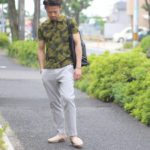 脱おじさん!半袖ポロシャツをオシャレに着こなすコーデ岐阜県可児市セレクトショップShuna