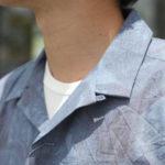 アロハシャツより合わせやすい。ボタニカル柄開襟シャツのメンズコーディネート