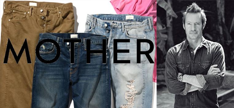 MOTHER(マザー)のブランドロゴ