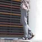 暑い夏でも快適に穿けるJohnbullのイージーパンツ