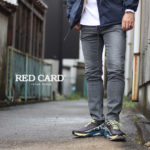 2019年秋冬REDCARD/レッドカード新作情報
