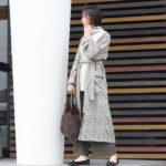 【2019秋冬】流行の『ガウン〇〇』どう着るのが正解?