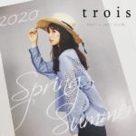 着るだけで女子力UP♡『trois/トロア』の2020SS新作コレクション