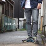 2020年秋冬REDCARD/レッドカード新作情報