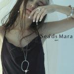 【2020秋冬コレクション更新】Sea'ds mara/シーズマーラのアクセサリー