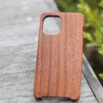 木製スマホケース|最新アイフォン対応の日本製スマホケースのレビュー