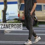 【不動の人気!】ZANEROBE/ゼインローブのジョガーパンツ2021年新着情報!