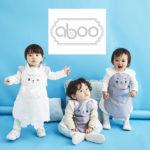 赤ちゃんがまるでぬいぐるみ?!♥「aboo/アブー」の愛らしいベビーウェア♪