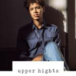 洗練された上品な大人デニム『upper hights/アッパーハイツ』の新作「THE NINE」魅力
